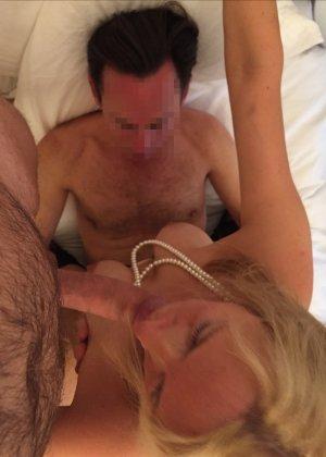 Секс втроем (МЖМ рассказ) - фото 1