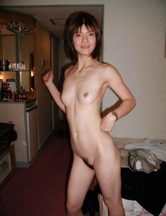 Красивые голые азиатки - компиляция 17