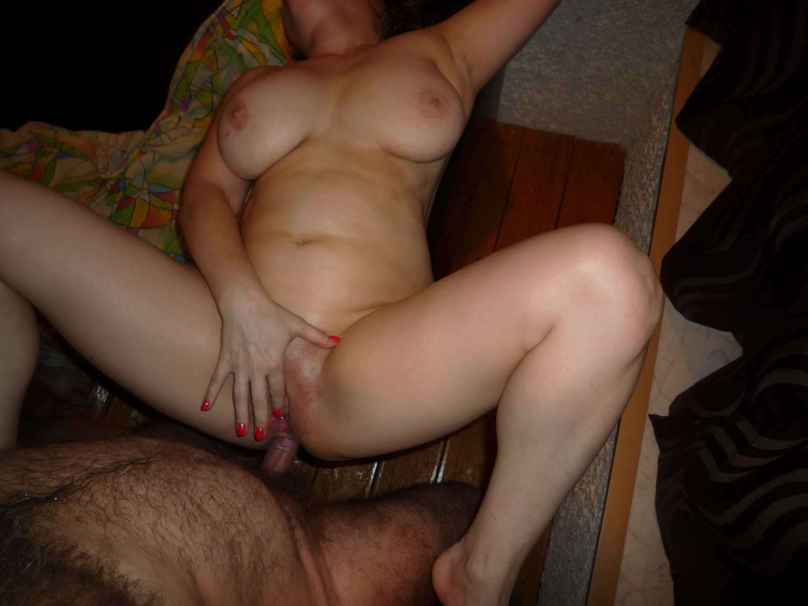 Домашний секс с женой приватное видео — 12