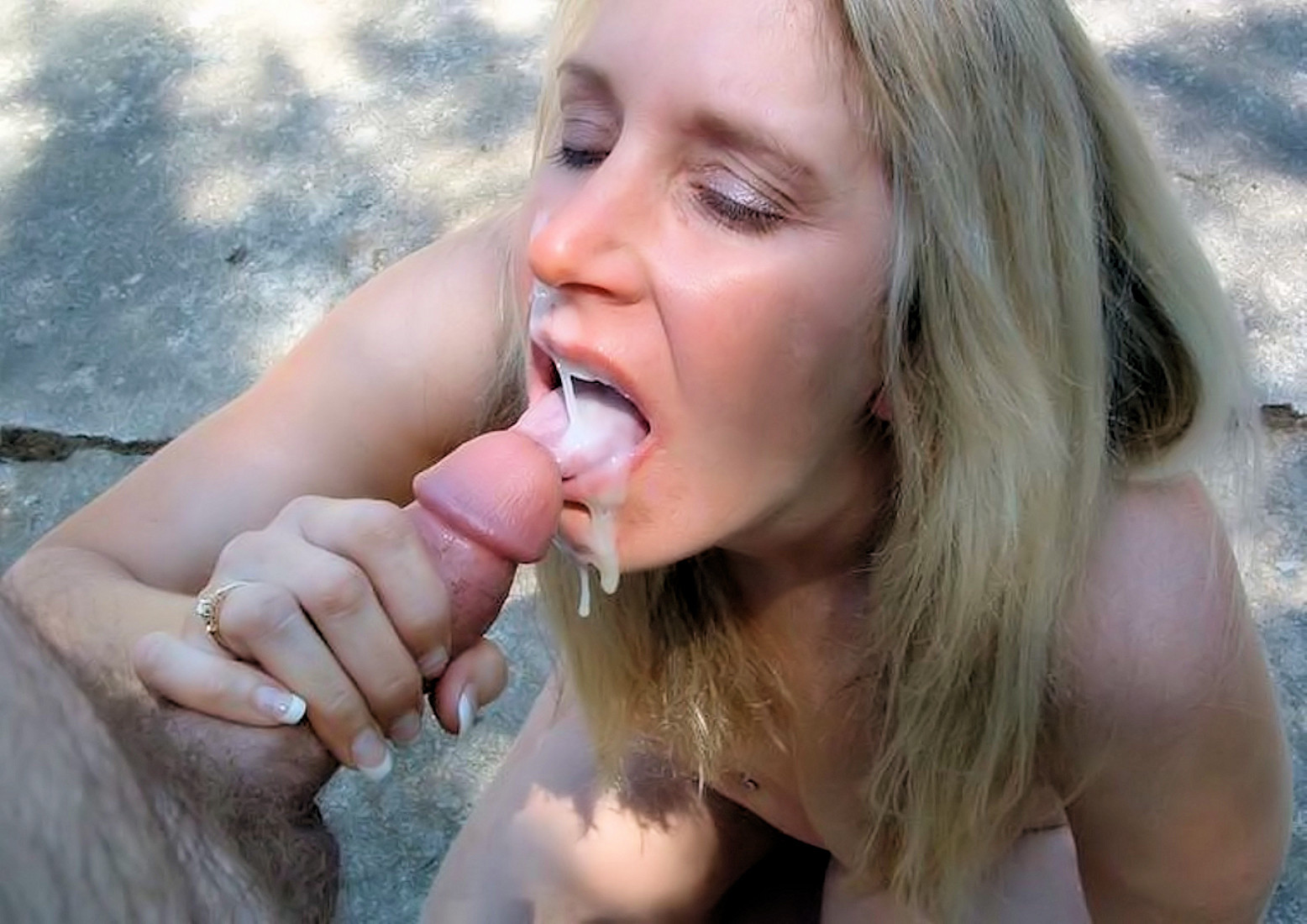 Cum in girls mouth in public, armature wife galleries