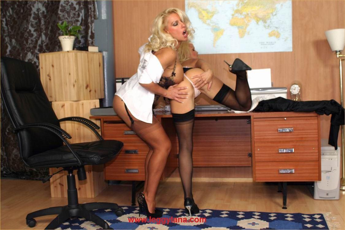 Русское прием на работу лезби начальница секретаря — pic 8