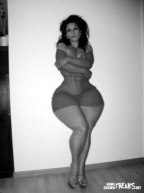Жирные жопы женщин - компиляция 6
