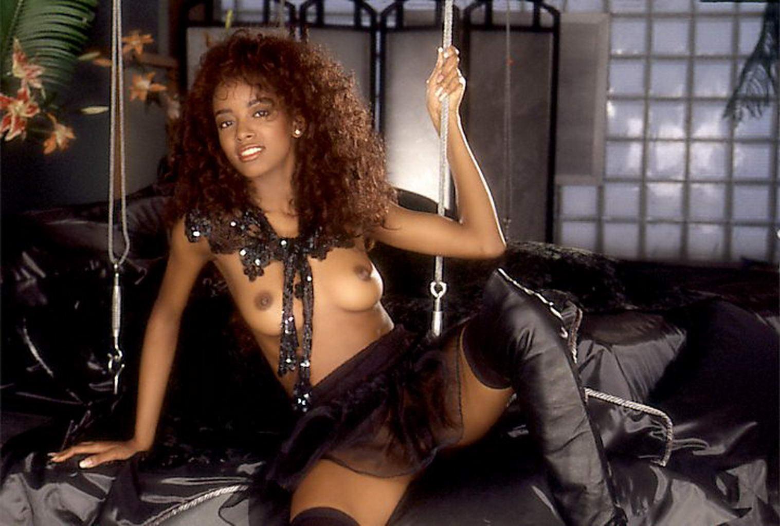 Стефани Адамс - мисс ноябрь 1992