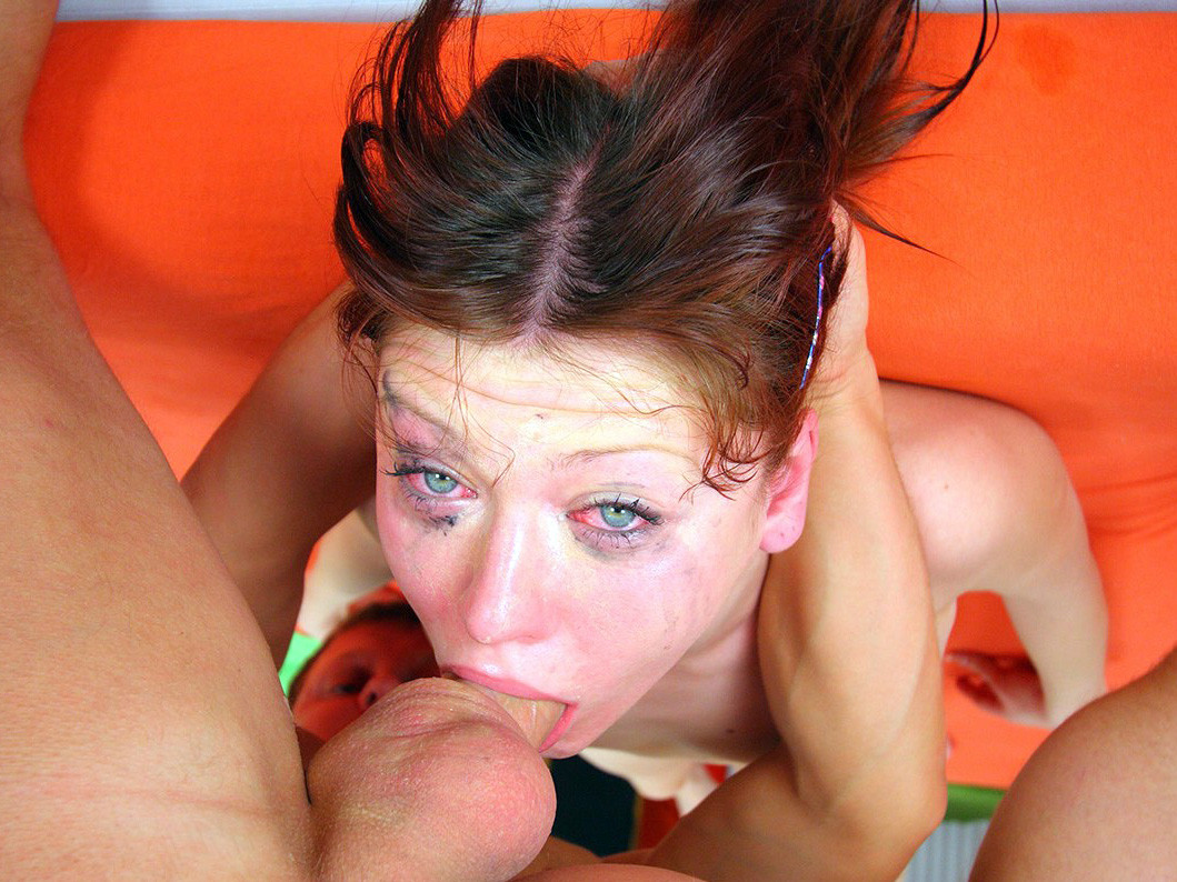 Free videos force face fuck