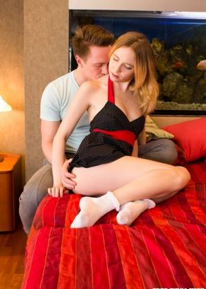 Секс с русской моделью Изабель