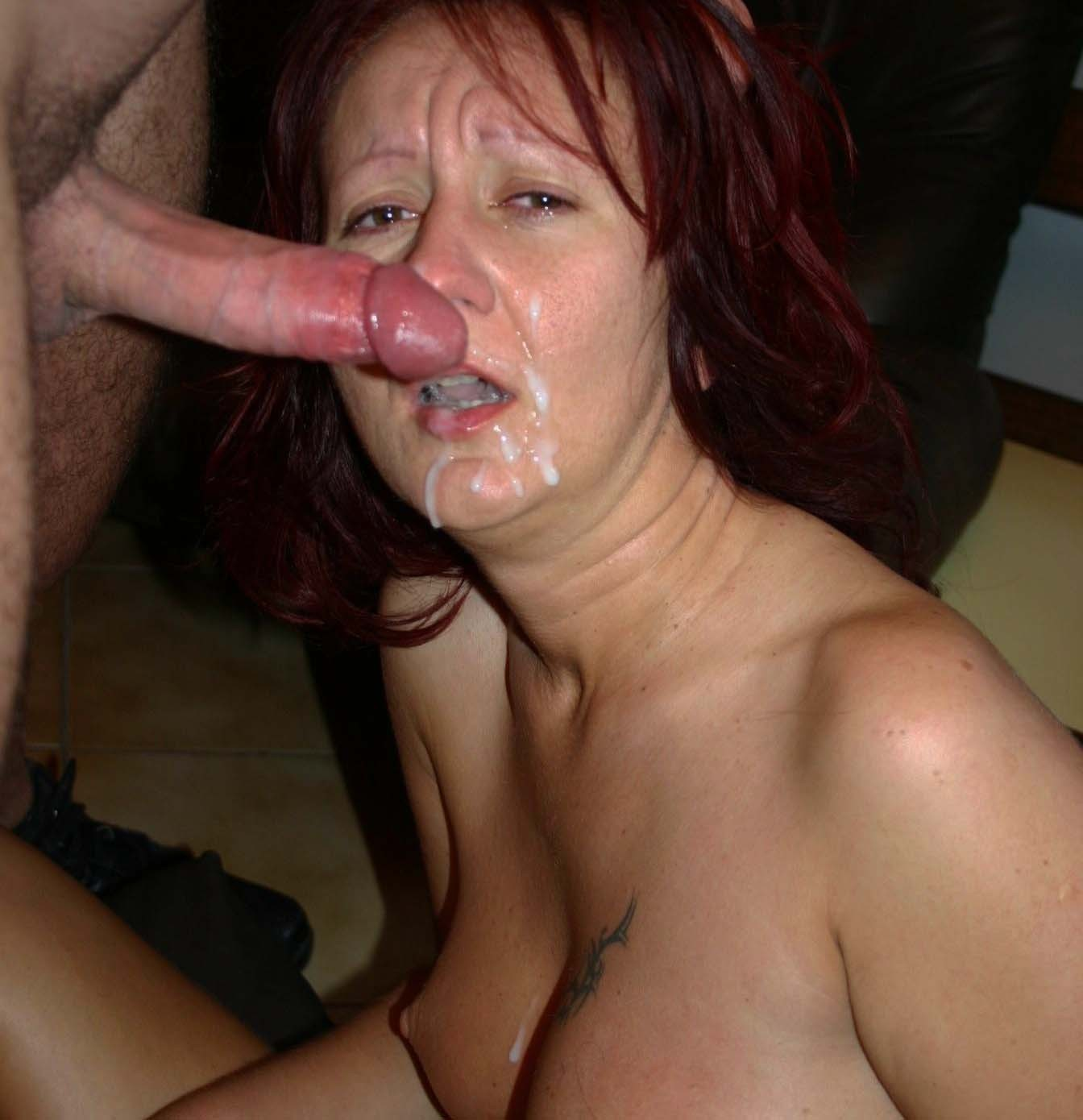 Busty amateur wife wants cock on her pussy