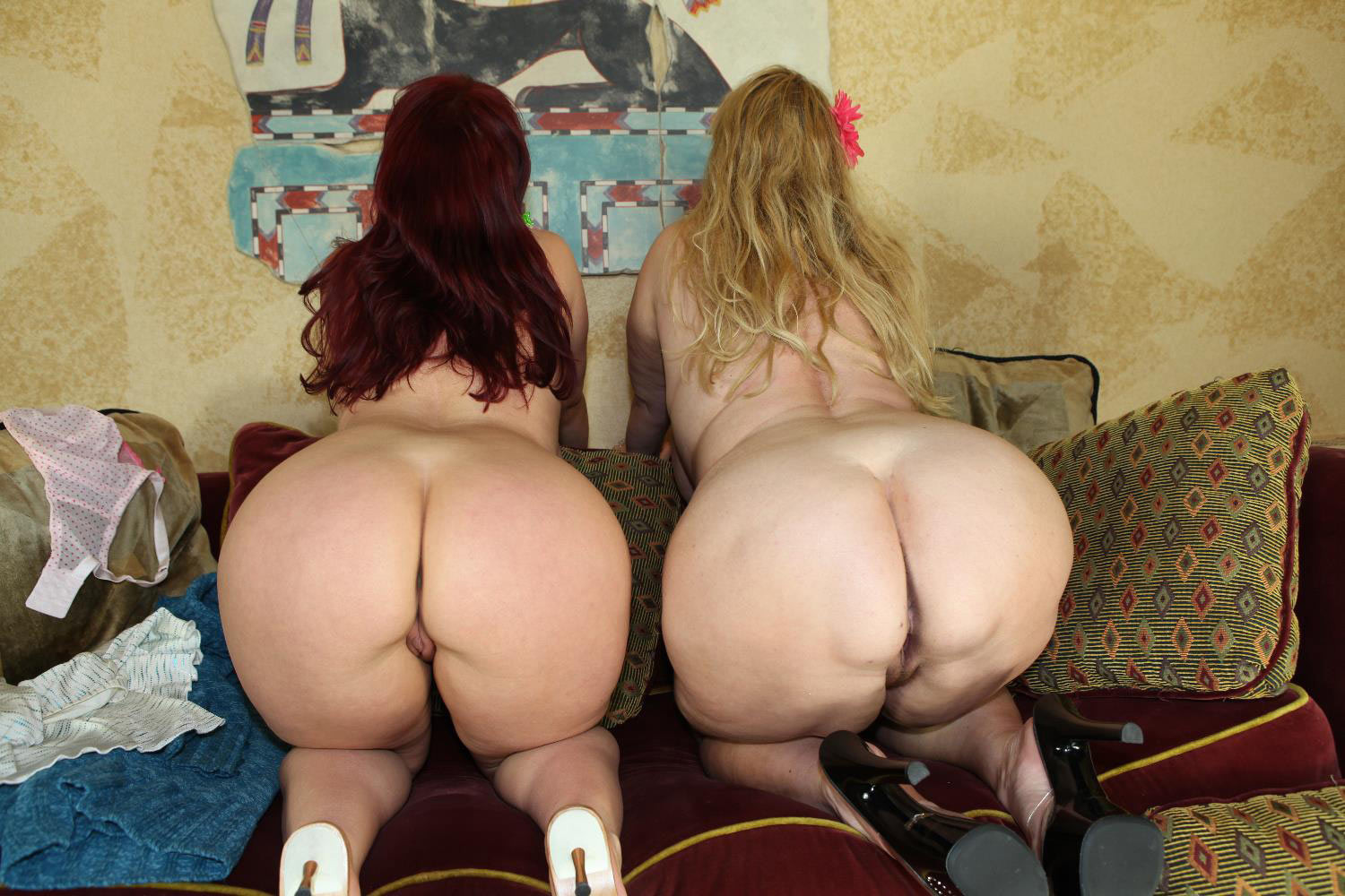 Milfs with fat asses 10