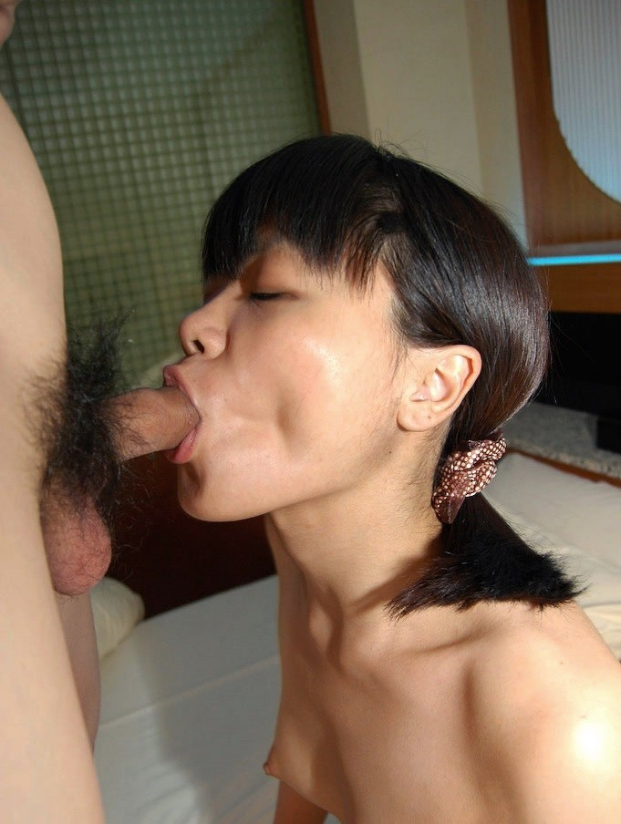 Сосущие азиатки - компиляция 13