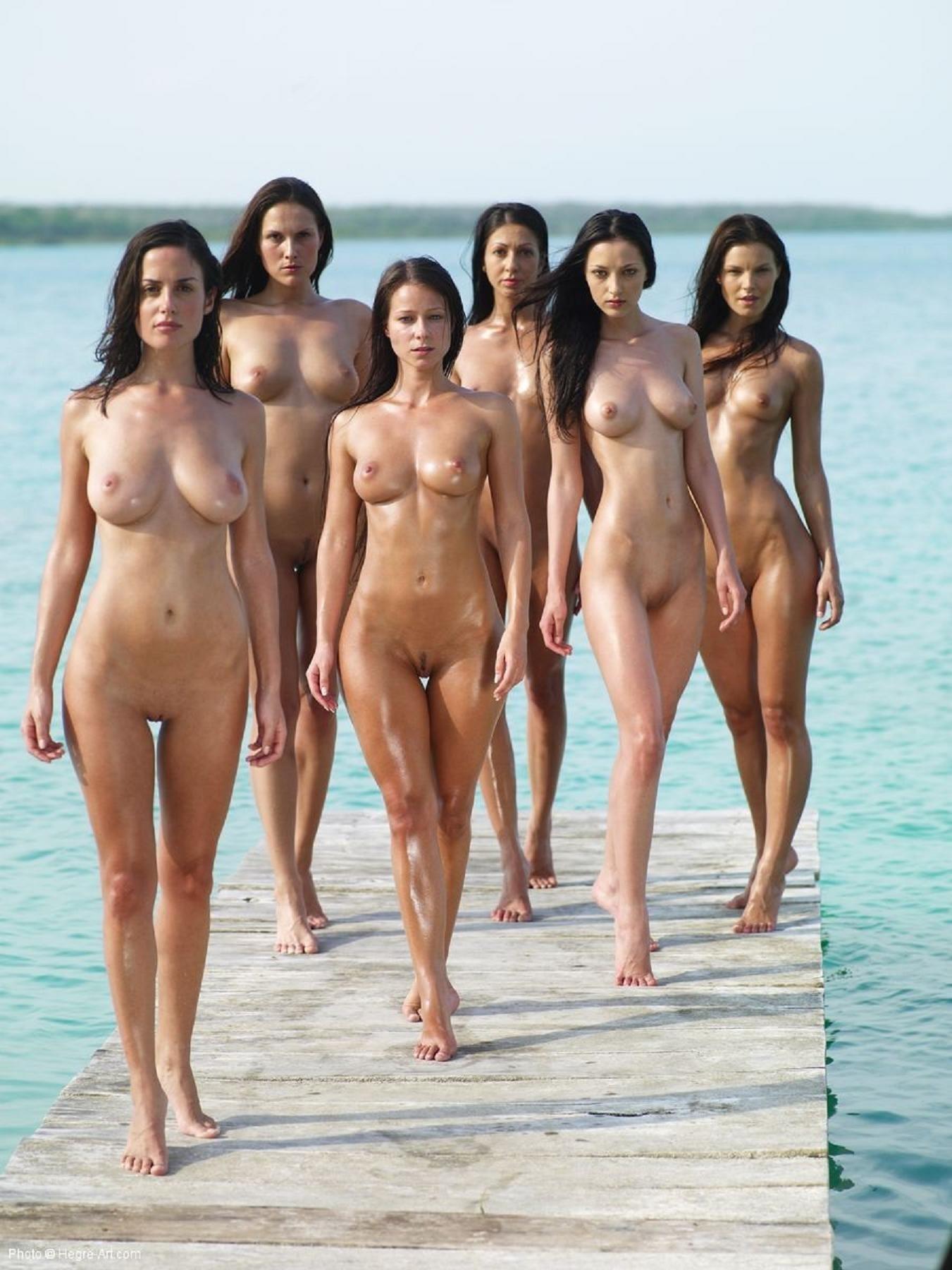 Пляжная эротика - компиляция 7