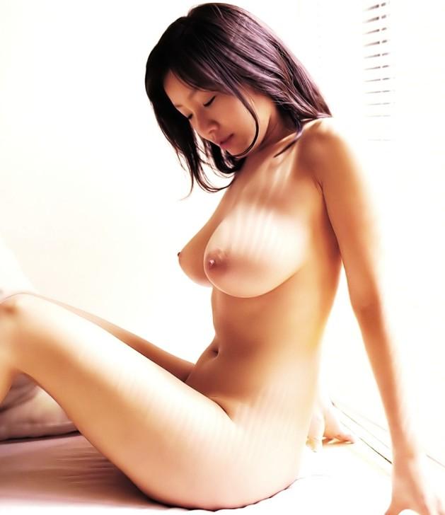 Красивые голые азиатки - компиляция 32