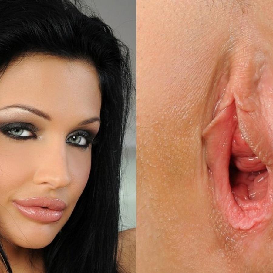 женские губы и половые губы сравнение фото дама стала