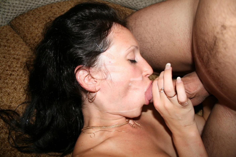 Порно жена на лице мужа