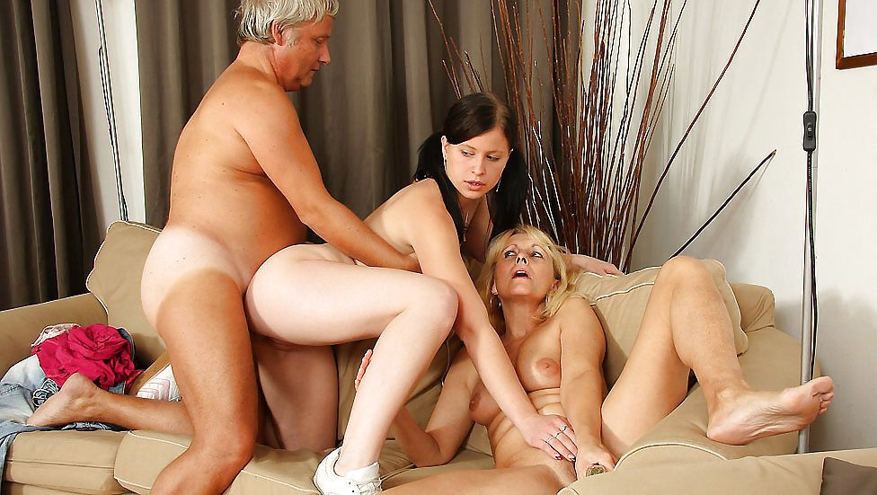Family fuck dirty compeer's daughter dirtier stepmom