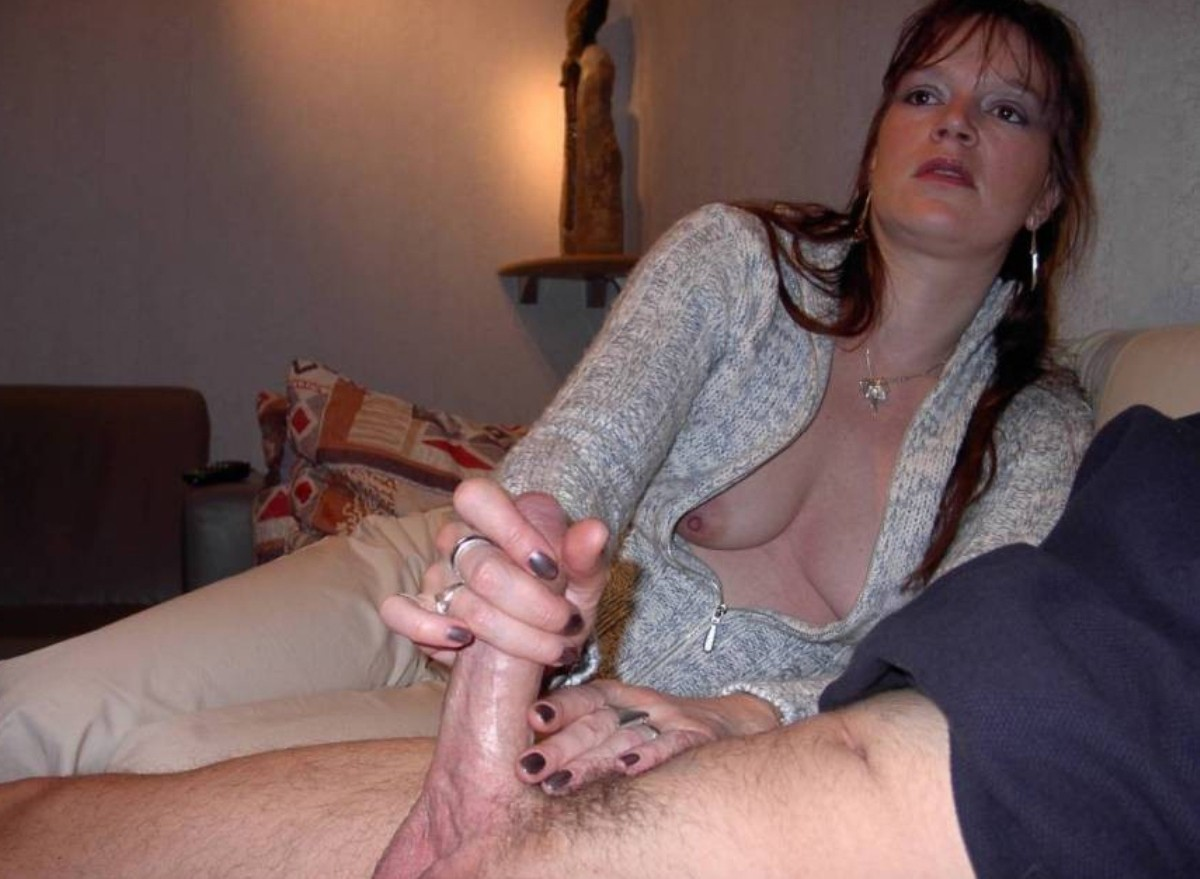 Silvercherrys handjobs with a twist cute little cock pleaser