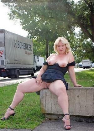Красивые сексуальные блондинки - фото компиляция 13