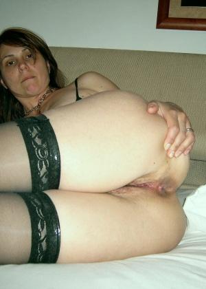 Сексуальные зрелые женщины в чулках - компиляция 6