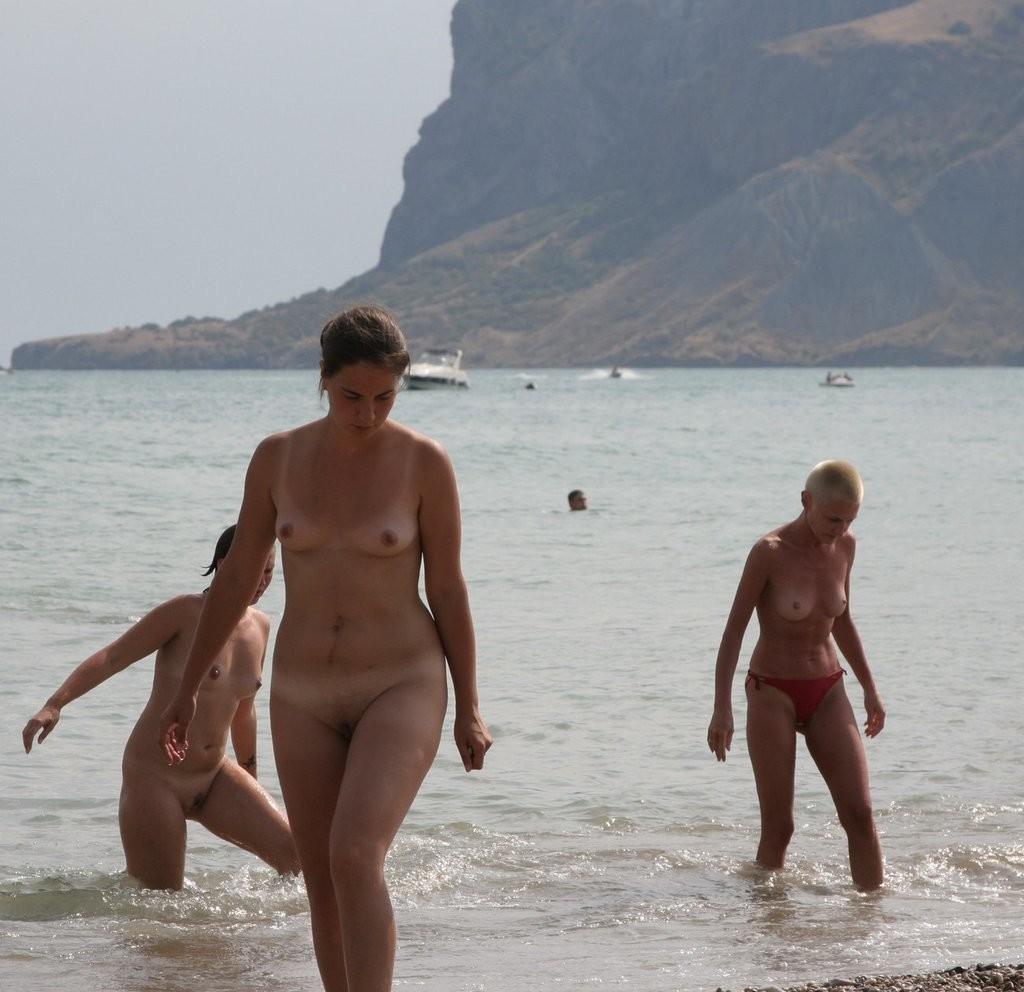 Клитор На Нудистском Пляже - Нудизм И Натуризм