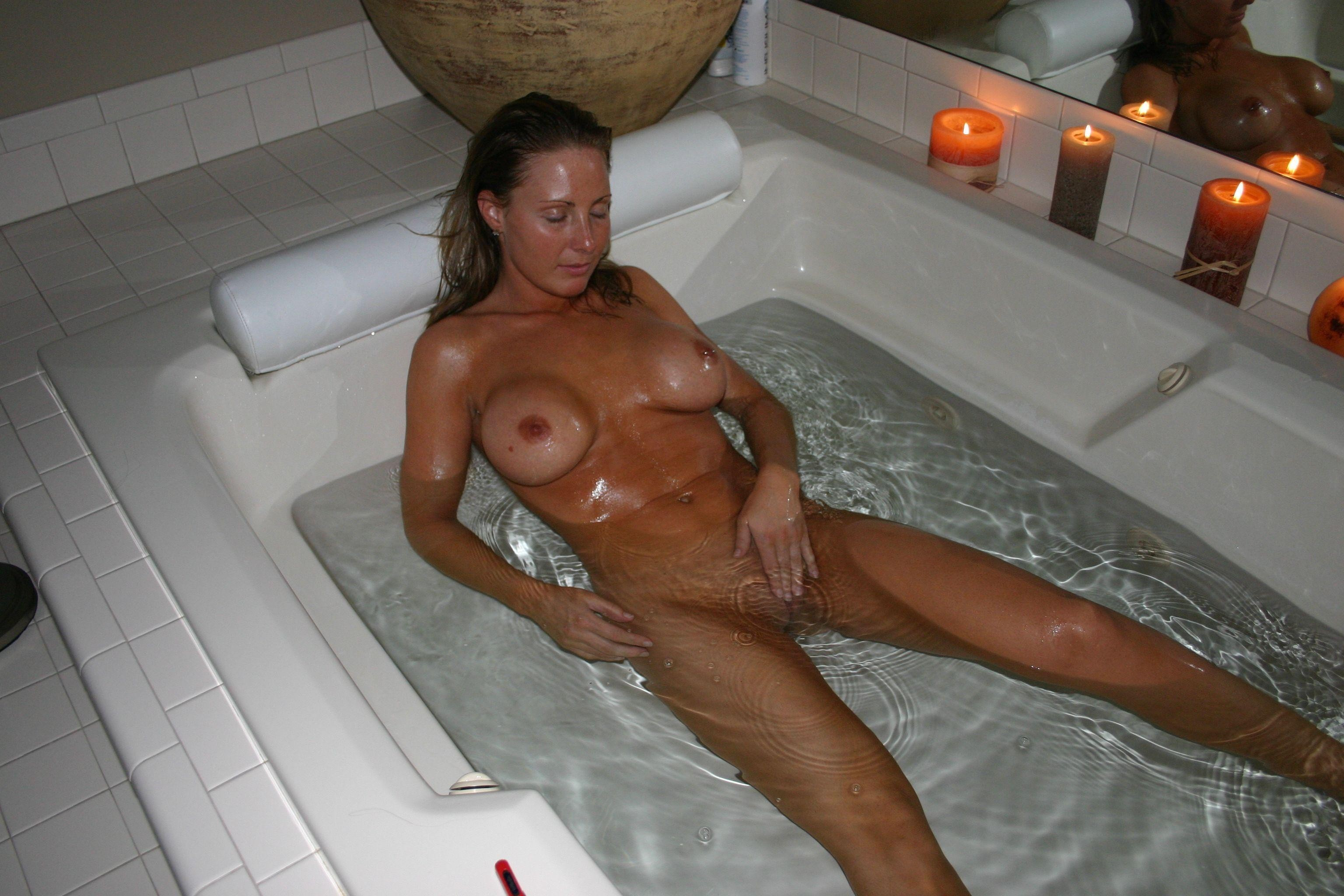 Nude bath pictures